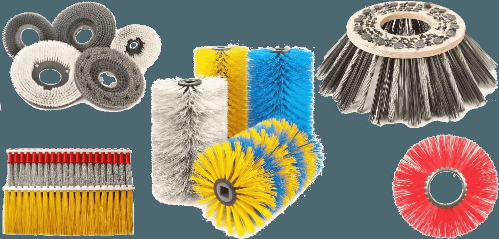 szczotki dla urządzeń czyszczących